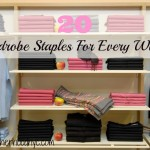 Wardrobe Staples for Every Woman