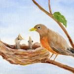 Mother Bird Syndrome