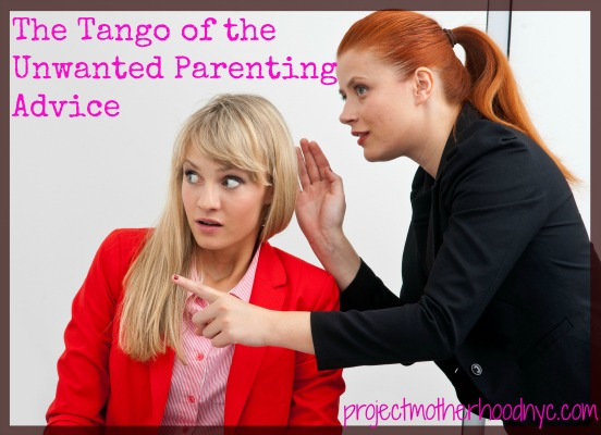 unwanted-parenting-advice