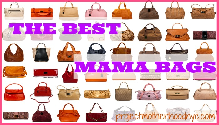 5 Chic Over-Sized Bags For Women While Carting Kids Around