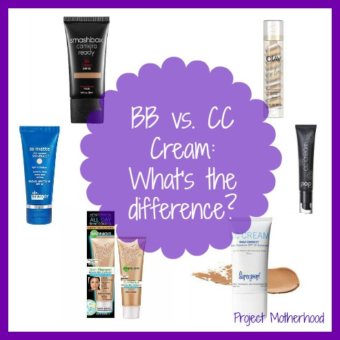 BB Cream Vs. CC Cream: What's the Difference?