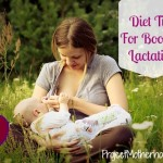Diet Tips For Boosting Lactation