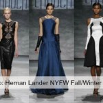 Recap: Hernan Lander NYFW Fall/Winter 2014