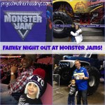 Family Night Out At Monster Jams + Interview With Madusa