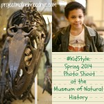 Kid Style: Spring 2014 Photo Shoot at the Museum of Natural History