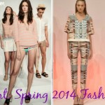 Trend Report: Spring 2014 Fashion Trends