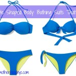 Apple Shaped Body: Bathing Suits That Fit