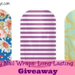 Jamberry Nail Wraps: Long Lasting Nail Art + Giveaway
