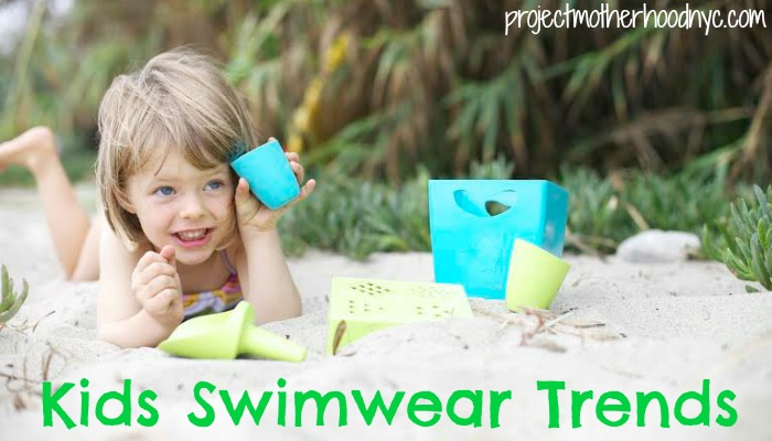 Kids Swimwear Trends