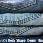 Rectangle Body Shape: Denim That Fits!