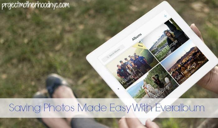 saving photos made easy