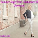 Maternity Summer Style From Destination Maternity + Giveaway