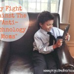 "My Fight Against The ""Anti-Technology"" Moms"