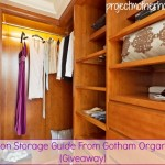 Fashion Storage Guide From Gotham Organizers