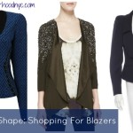 Clothes For a Pear Body Shape: Blazers