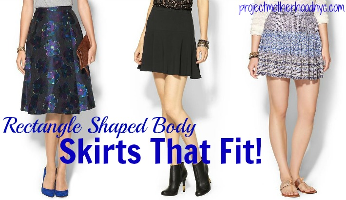 3634476326 Clothes For Rectangle Body Shape  Skirts That Fit! - Project Motherhood