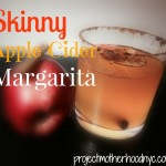 Skinny Apple Cider Margaritas