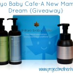 Tokyo Baby Cafe–A New Mama's Dream {Giveaway}