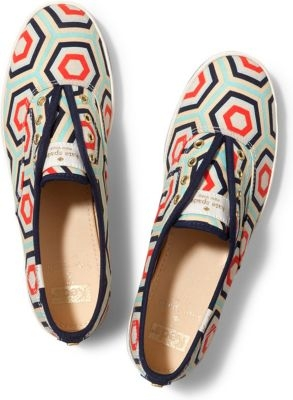 Keds-Kate-Spade-new-york-Champion-Laceless-Geo-Navy-Red.