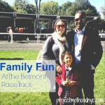Family Fun at The Belmont Race Track