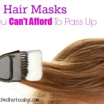 5 Hair Masks For Damaged Hair