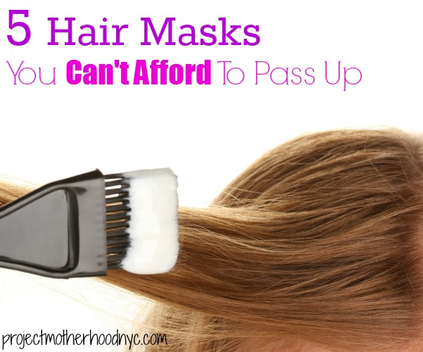 hair masks for damaged hair