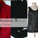 Repurpose Your Wardrobe – 5 Pieces 5 Different Ways {Giveaway}
