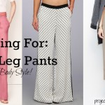 Shopping for Wide Leg Pants