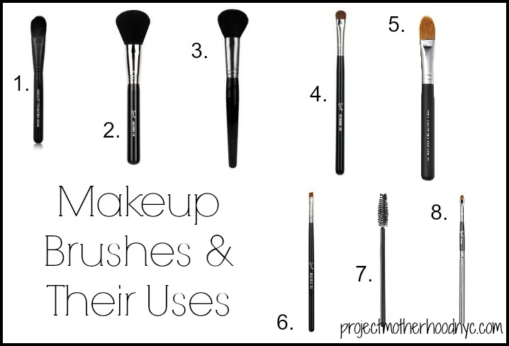 the-uses-of-all-the-makeup-brushes