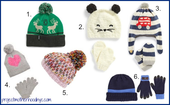 Too Cute – Cold Weather Accessories For Kids