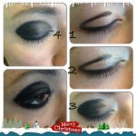 Holiday Eye Makeup Tutorial – Be Glam For The Season!
