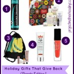 Holiday Gifts That Give Back {Beauty Edition}