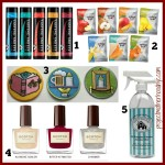 Holiday Stocking Stuffer Gift Guide 2014 {Giveaway}