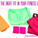 Finding The Right Fit in Your Fitness Clothes