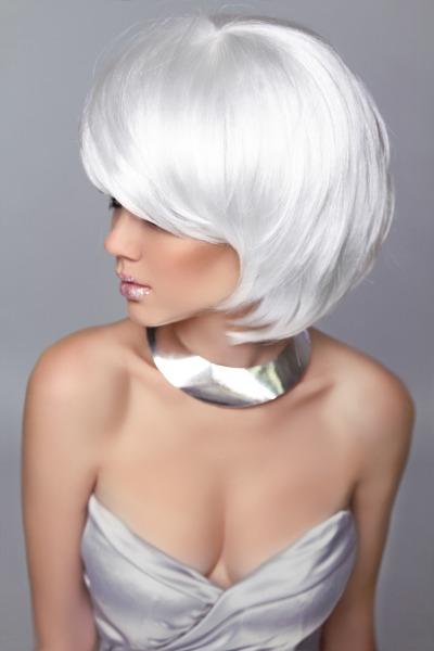 Silver hair trend!