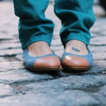 Why I Love Easy Spirit Flats For Spring!