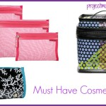 Fresh & Fun – Must Have Cosmetic Bags