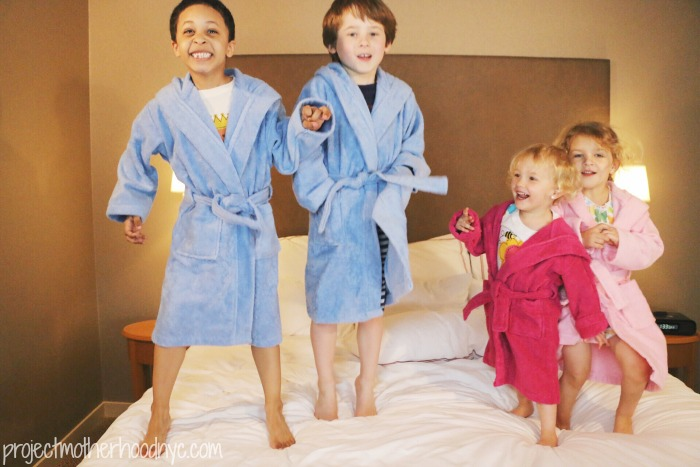 Jumping Into Spring Pajama Trends With The Company Store {Giveaway}