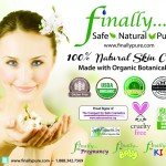 Finally Pure – Allergy Friendly Beauty Products For The Whole Family