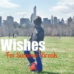 5 Wishes For Summer Break