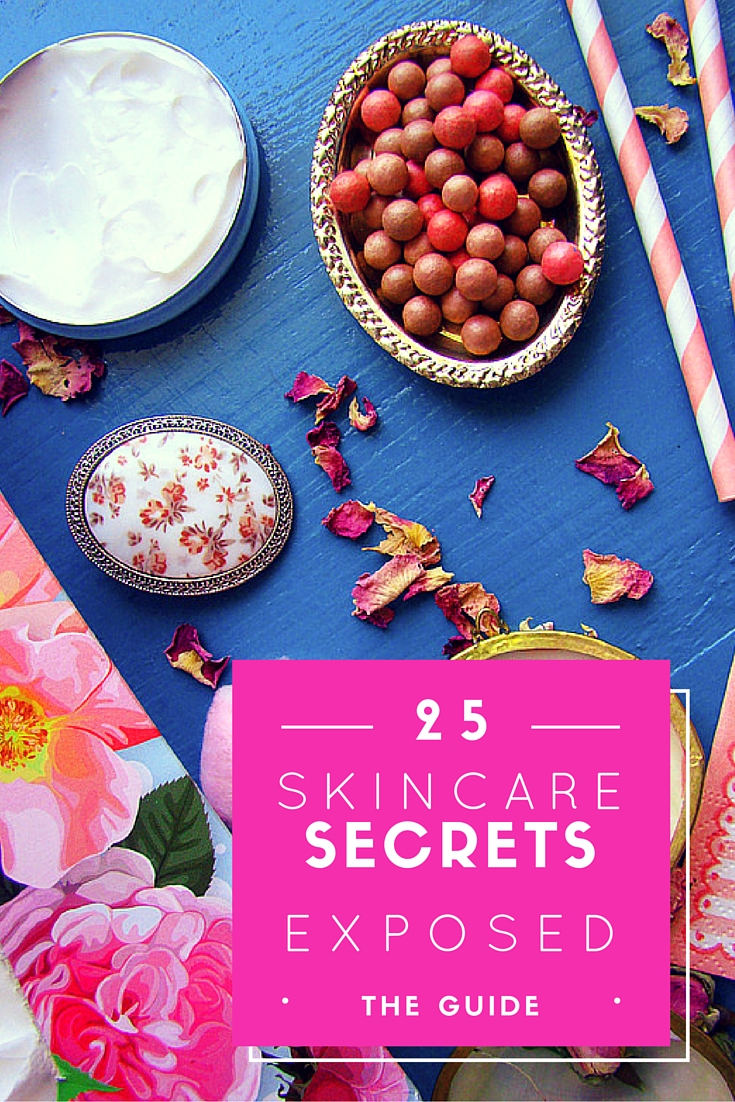 25-skincare-secrets-exposed