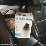 Travel Savvy This Holiday With the Crane Cool Mist Humidifier