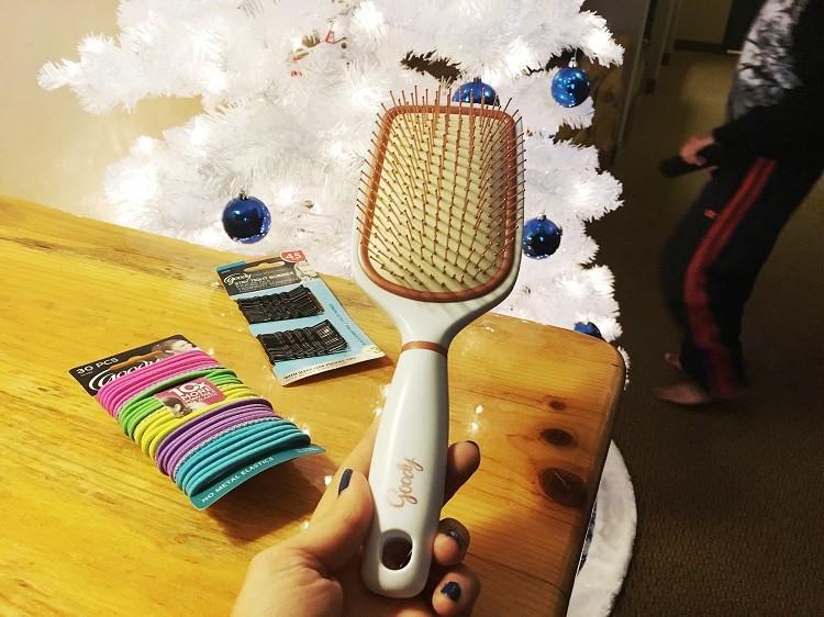 Goody Hair Brush Healthy Hair Update