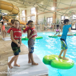 Winter Fun at Great Wolf Lodge Poconos