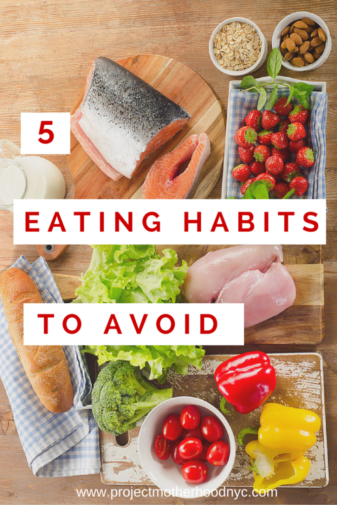 foods to avoid eating