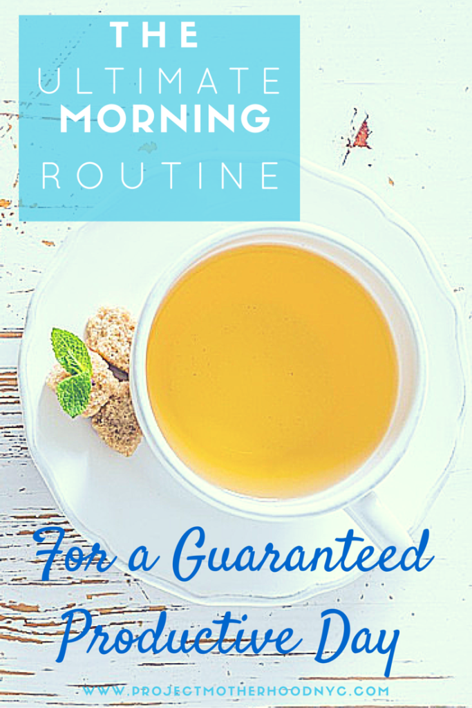the-ultimate-morning-routine