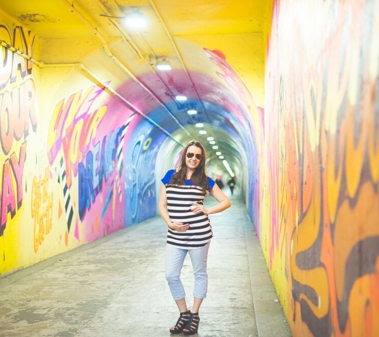 Cool Mama Maternity Style {Giveaway}