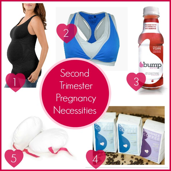 Second Trimester Necessities For Mamas