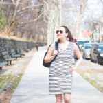 Black and White + Skip Hop Diaper Bag {City Style}