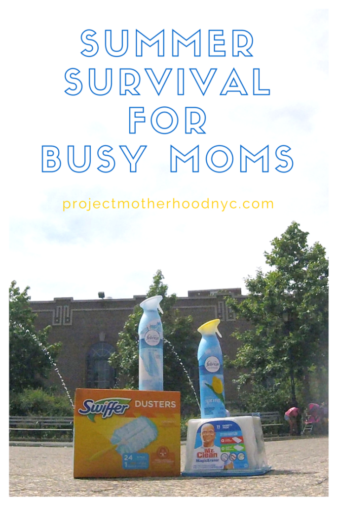 summer-survival-for-busy-moms-procter-and-gamble